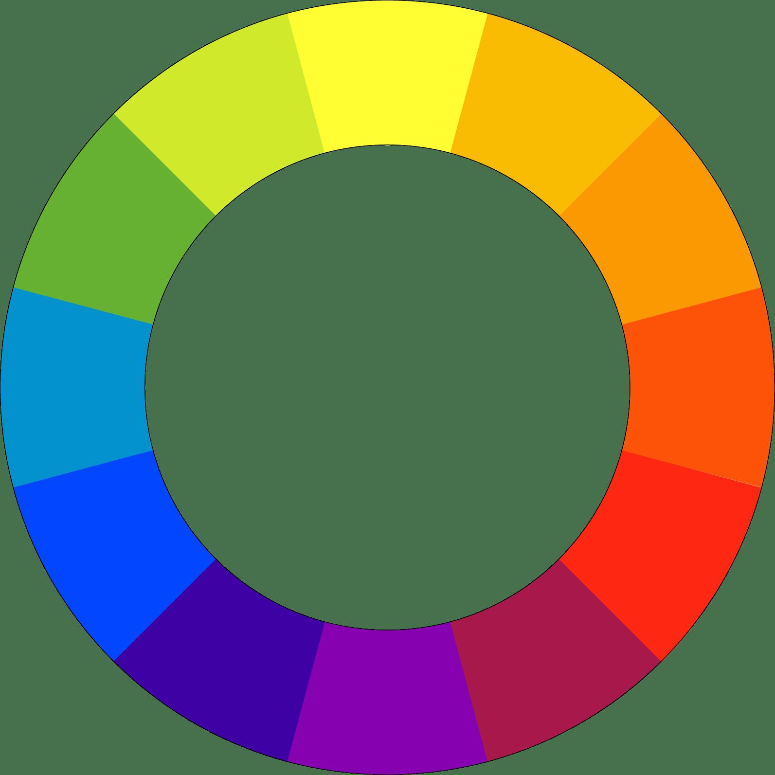 Color Wheel For Visual Merchandising  The Window Lane