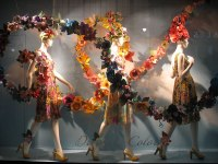 Clothes Tree Window Display Ideas on Pinterest