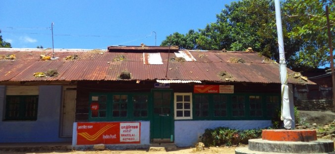 Manjolai Post Office