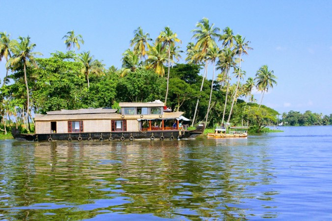 Alleppey_Houseboat
