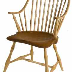 Windsor Chair With Arms 2 Pc Rocking Cushions Armchairs The Workshop