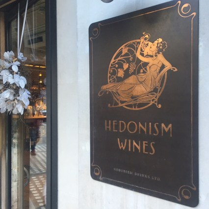 Hedonism Logo
