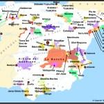 spanish-map