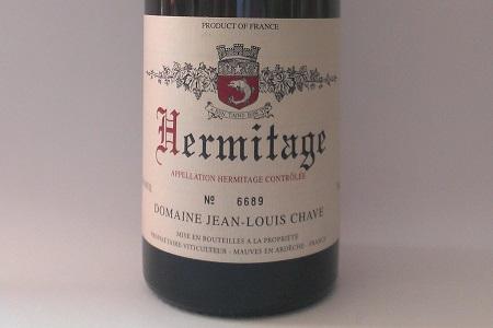 JL Chave Hermitage Blanc 2014