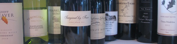 Personal Wine Selection