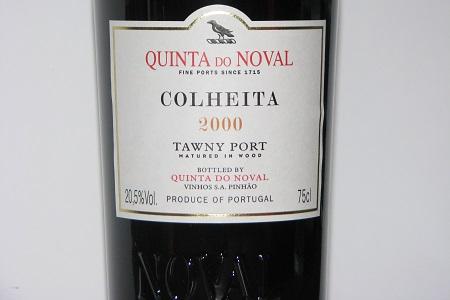 Quinta do Noval Colheita Tawny Port 2000