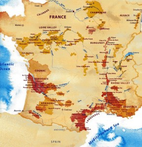 French Wine Regions 2