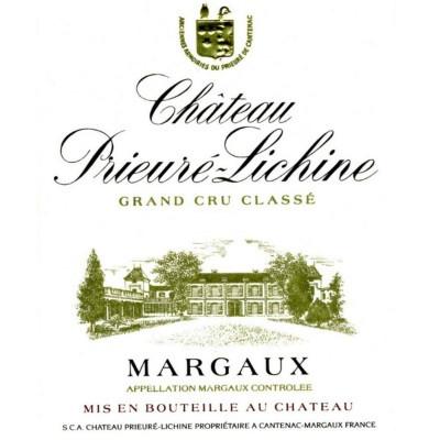 Chateau Prieure Lichine Margaux 4th Growth 2016