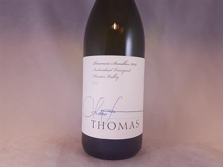Thomas Braemore Hunter Valley Semillon 2009