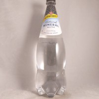 Schweppes Natural Sparkling Mineral Water 1.1lt