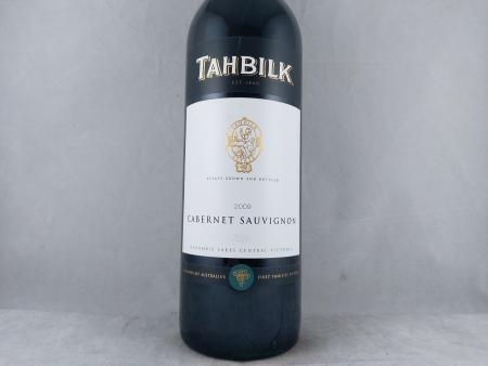 Tahbilk Museum Release Nagambie Cabernet Sauvignon 2009