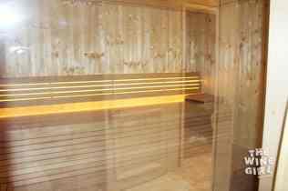 Lanzerac-sauna