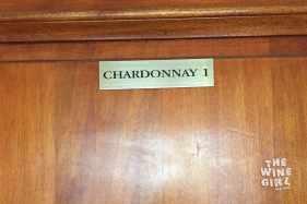 Chardonnay-door