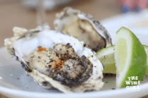 Oysters-close-up