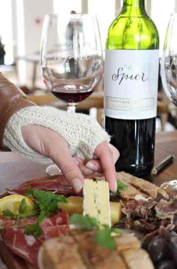 Spier-pinotage-and-food