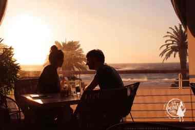 Chin Chilla Camps Bay sunset romance