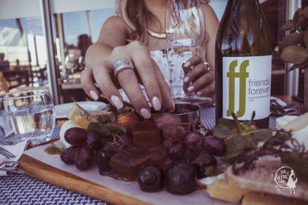 Devonvale food and wine platter
