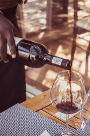 Devonvale golf and wine estate wine tasting