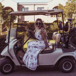 golf car devonvale woman golf