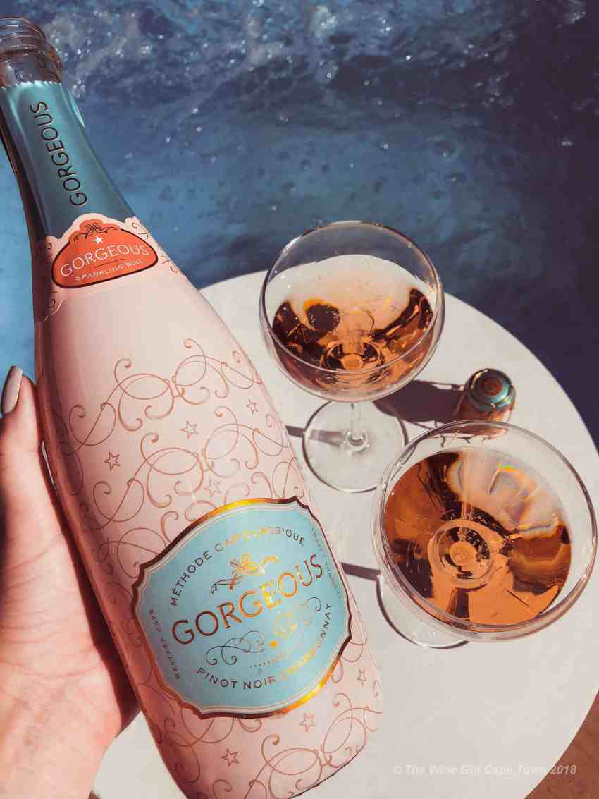 Be Gorgeous sparkling mcc graham beck bubbly