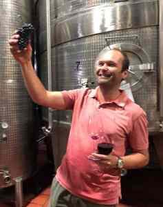 Lanzerac harvest winemaker pinotage
