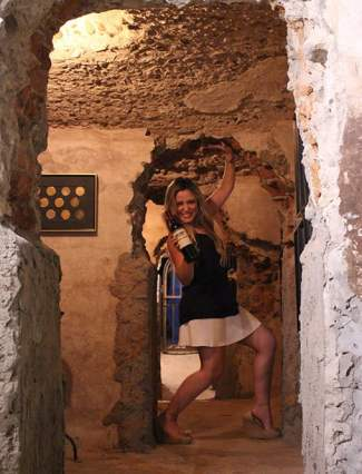 zandvliet wine museum wine blogger (1)