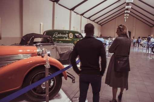 Anthonij Rupert Wyne Vintage Car Museum Tour