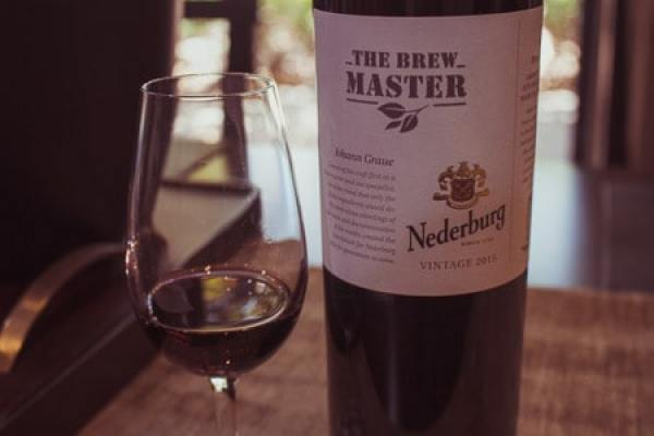 The Brew Master Nederburg wine Heritage Heros