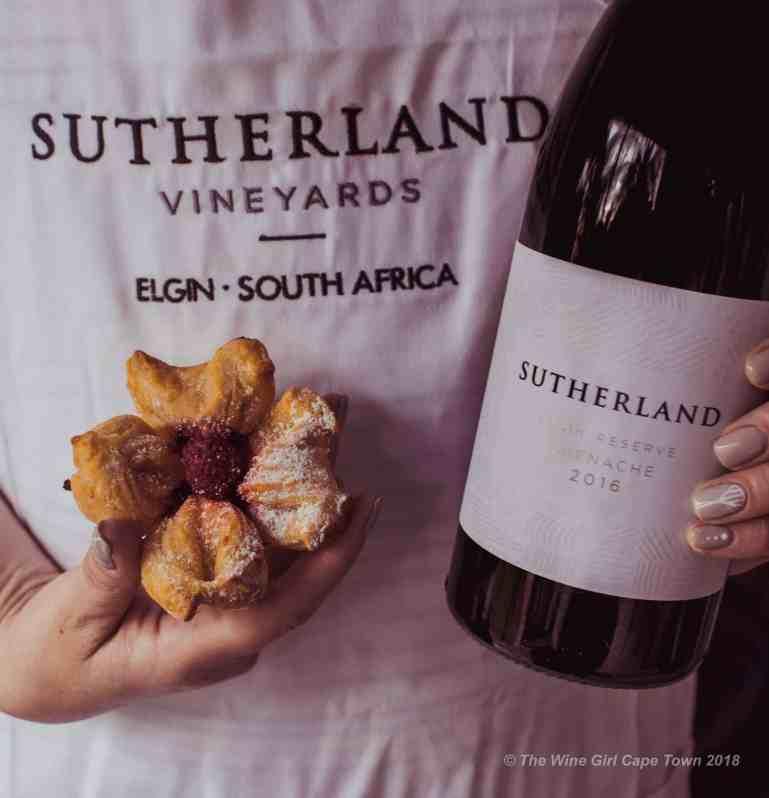 Sutherland wines elgin grenache 2016