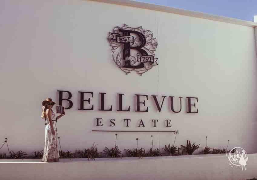 Bellevue Wine Estate Stellenbosch South Africa