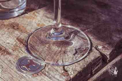 Silvermist Organic Wine Estate Pouring wine foil cap Constantia Wine Route