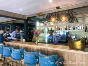 Le Petit Manoir Franschhoek Wine valley bar
