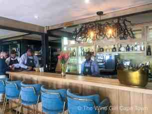 Le Petit Manoir Franschhoek Wine valley bar