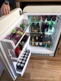Le Petit Manoir Franschhoek Wine valley accommodation bar fridge
