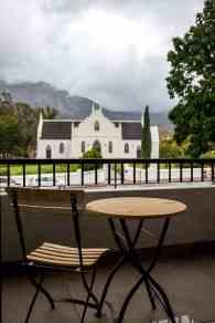 Le Petit Manoir Franschhoek Wine valley accommodation