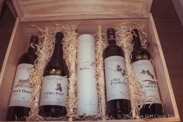 Neethlingshof wines