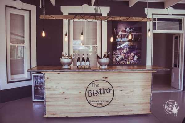 The Bistro at Grande Provence Franschhoek Wine Bar