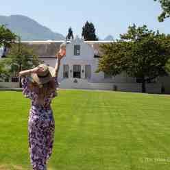 Lanzerac Wine Estate Stellenbosch accommodation