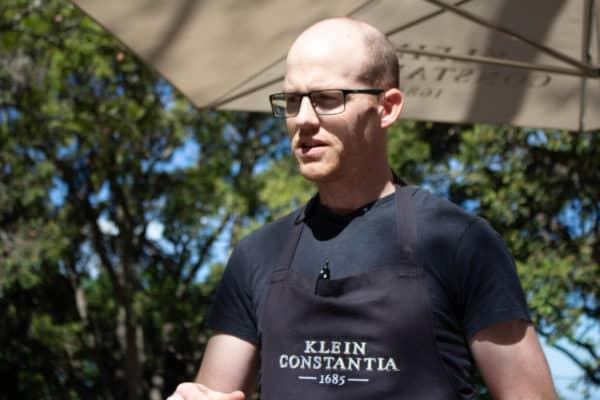 The Bistro @ Klein Constantia Chef