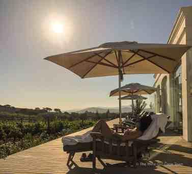 Lanzerac Wine Estate Spa Stellenbosch