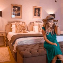 Lanzerac Wine Estate Stellenbosch hotel bedroom