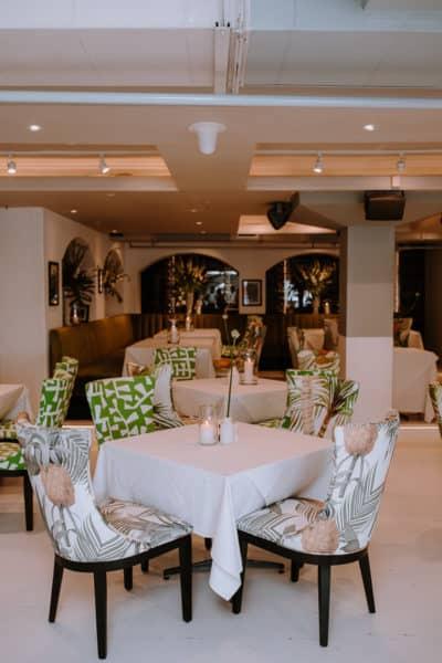 Sevruga restaurant v&A waterfront