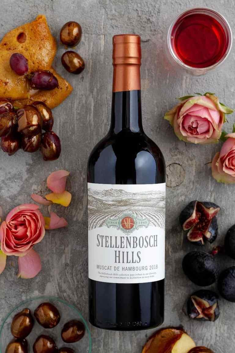 Stellenbosch Hills Muscat de Hambourg 2018 styled Low Res