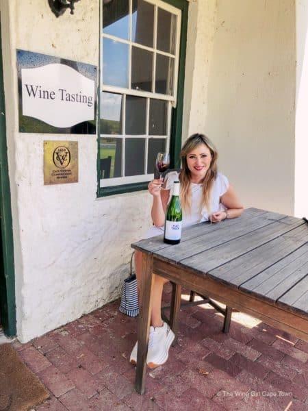 Welbedacht Wines Wellington