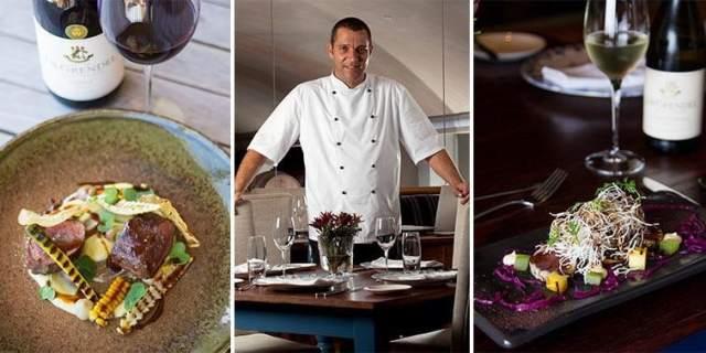 De Grendel Wines Durbanville Restaurant chef