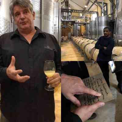 De Grendel Wines Durbanville Cellar Master wine making