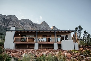 Opstal Accommodation units self catering Slanghoek