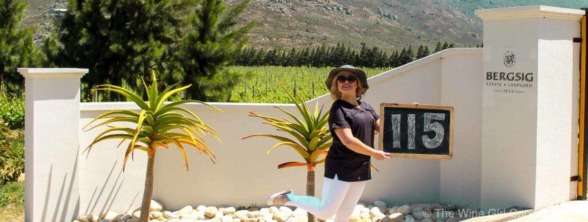 Bergsig Winery Breedekloof Wine Valley South Africa