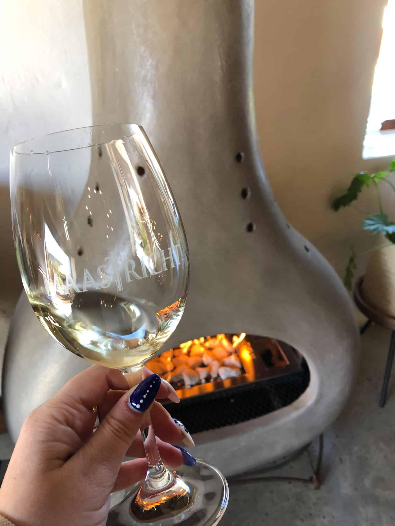 Maastricht sauvignon blanc by fire