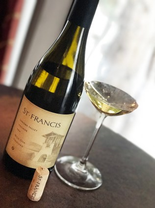 2011 St. Francis Sonoma Valley Viognier Wild Oak Vineyard